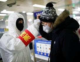 Trung Quốc chỉ ghi nhận 8 ca nhiễm mới trong 24 giờ qua