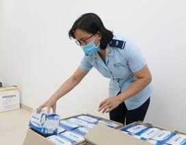 Trưng dụng 230.000 khẩu trang xuất lậu để phục vụ công tác chống dịch