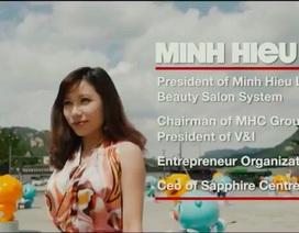 Khát vọng chinh phục đỉnh cao của nữ doanh nhân Việt trên đất Hàn