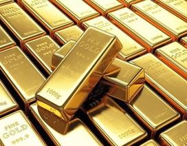 Giá vàng đột ngột giảm mạnh sau phiên tăng đột biến