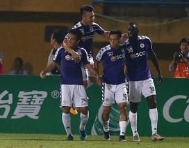 CLB Hà Nội đón Kebe trở lại thay thế cho Rimario