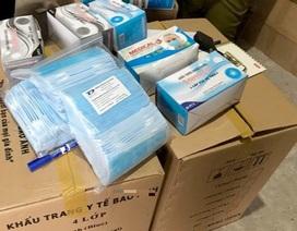 """Nhóm khách đi máy bay định """"tuồn"""" số lượng lớn khẩu trang sang Thái Lan"""