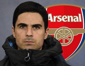 HLV Mikel Arteta của Arsenal dương tính với Covid-19