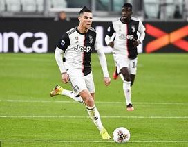 C.Ronaldo kêu gọi mọi người chung tay đẩy lùi Covid-19