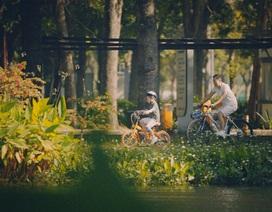 Sống xanh – Sống khỏe cùng Vạn Phúc City