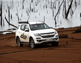 Chevrolet Trailblazer đột ngột giảm giá 260 triệu đồng