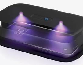 Samsung khử khuẩn smartphone miễn phí bằng tia UV