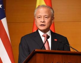 """Bị chỉ trích """"mang dịch đến Vũ Hán"""", Mỹ triệu tập đại sứ Trung Quốc"""