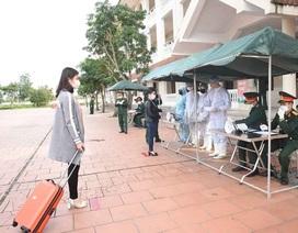 Chưa lấy mẫu bệnh phẩm của 11 hành khách Nghệ An cùng chuyến bay với BN51