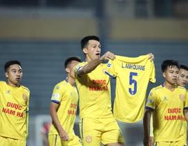 HLV Park Hang Seo dự khán, Nam Định thắng trận ở V-League