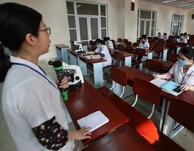 Trường ĐH Y dược TPHCM chỉ tổ chức học trực tiếp 20 người/lớp