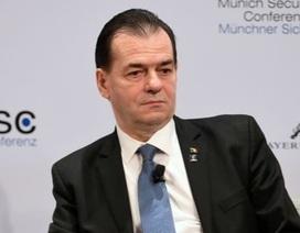 Thủ tướng Romania tự cách ly vì Covid-19