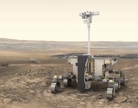 Hoãn phóng tàu vũ trụ ExoMars, virus corona có liên đới