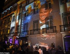 Nghĩa cử cao đẹp của C.Ronaldo trong đại dịch Covid-19