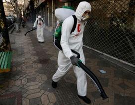 Iran thêm gần 100 người tử vong, 1.300 ca mắc Covid-19