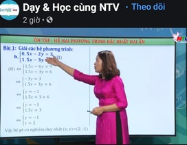 Nghệ An triển khai dạy học trên truyền hình cho học sinh lớp 9 và 12