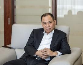 """Chi """"đậm"""" chống dịch, tài sản đại gia số 1 Việt Nam bất ngờ tăng """"sốc"""""""