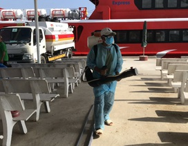 Không cách ly 96 người đi tàu từ Côn Đảo về có khách nước ngoài bị sốt