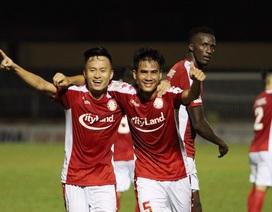 Công Phượng không ghi bàn, TPHCM vẫn thắng sát nút Thanh Hoá