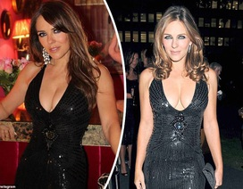 Thử thách đối với sắc vóc phụ nữ: Mặc lại chiếc váy của 10 năm trước
