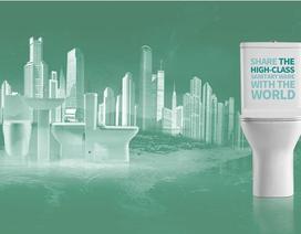 Basics Vietnam mang đến thiết bị vệ sinh tốt nhất cho mọi công trình