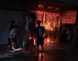 Vụ cháy khiến 3 người tử vong: Phát hiện đáng ngờ từ camera an ninh