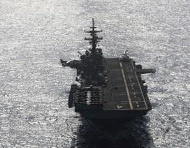 Thủy thủ tàu chiến đầu tiên của Mỹ dương tính với Covid-19