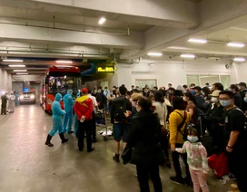Bộ Y tế thông báo khẩn hành khách đi trên 8 chuyến bay có ca mắc Covid-19