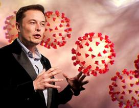 """Tỷ phú công nghệ Elon Musk lại """"vạ miệng"""" gây tranh cãi"""