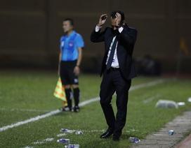 HLV CLB Thanh Hoá không hài lòng về trọng tài sau trận thua TPHCM