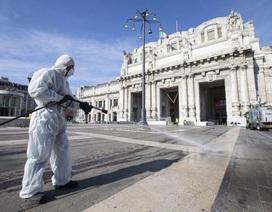Italia ghi nhận kỷ lục 368 người chết vì Covid-19 trong ngày