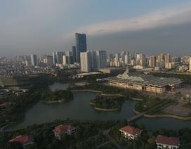 Tạo dựng không gian đô thị hiện đại tại Thủ đô Hà Nội