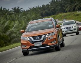 Nissan tung bộ ba Terra/Navara/X-Trail mới cho năm 2020