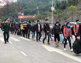 Cách ly 168 công dân Việt Nam xuất cảnh trái phép do Trung Quốc trao trả