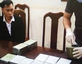 Khởi tố nhóm đối tượng vận chuyển, mua bán 20 bánh heroin xuyên quốc gia