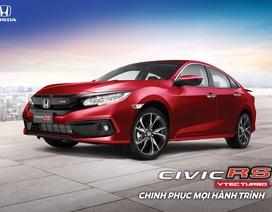 Honda thêm màu mới cho Civic RS