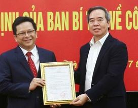 Trao quyết định bổ nhiệm Phó Trưởng Ban Kinh tế Trung ương