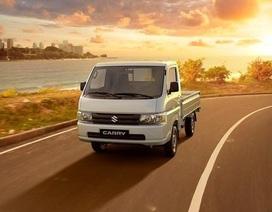 Sở hữu xe tải Suzuki Carry Pro 2020 chỉ với 100 triệu đồng tại Thế giới Xe tải