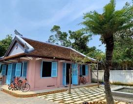 Bất ngờ với căn nhà cổ trăm tuổi đẹp hiếm có của cặp vợ chồng người Huế