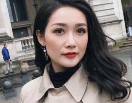"""BTV Thu Hà chia sẻ công việc """"khác thường"""" trong mùa dịch Covid -19"""