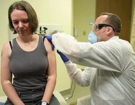 Người đầu tiên tình nguyện thử nghiệm vắc-xin Covid-19 tại Mỹ