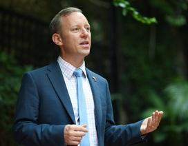 Đại sứ Anh cảm ơn Việt Nam vì trợ giúp du khách