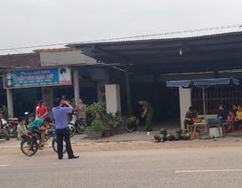 Tranh cãi nợ nần, một người đàn ông bị bắn ngay tại cổng nhà