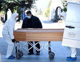 Các nhà xác tại Italia quá tải vì nạn nhân Covid-19 không ngừng tăng