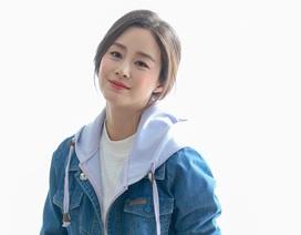 Nhan sắc trẻ trung của Kim Tae Hee ở tuổi 40