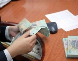 Lãi suất tiền gửi tại nhiều ngân hàng giảm mạnh