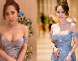 Quỳnh Nga tiết lộ lý do công khai phẫu thuật nâng ngực