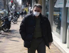 Iran có gần 1.200 ca nhiễm Covid-19 mới trong một ngày