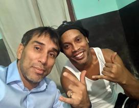 Chưa thoát nạn, Ronaldinho bất ngờ vướng vào nghi án rửa tiền