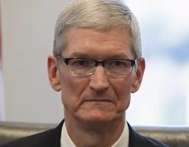 Sốc: CEO Tim Cook của Apple có thể đã bị nhiễm virus Covid-19